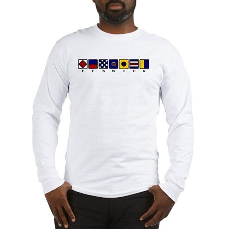 Fenwick Island Long Sleeve T-Shirt
