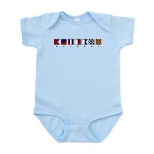 Bethany Beach Infant Bodysuit