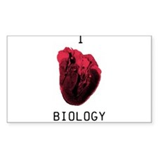 Biology (red) Decal