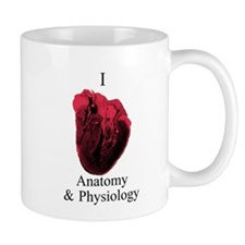 A & P (red) Mug