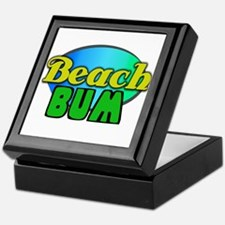 Beach Bum Keepsake Box