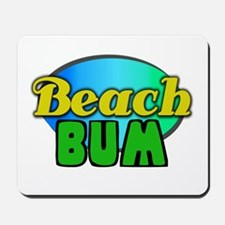 Beach Bum Mousepad
