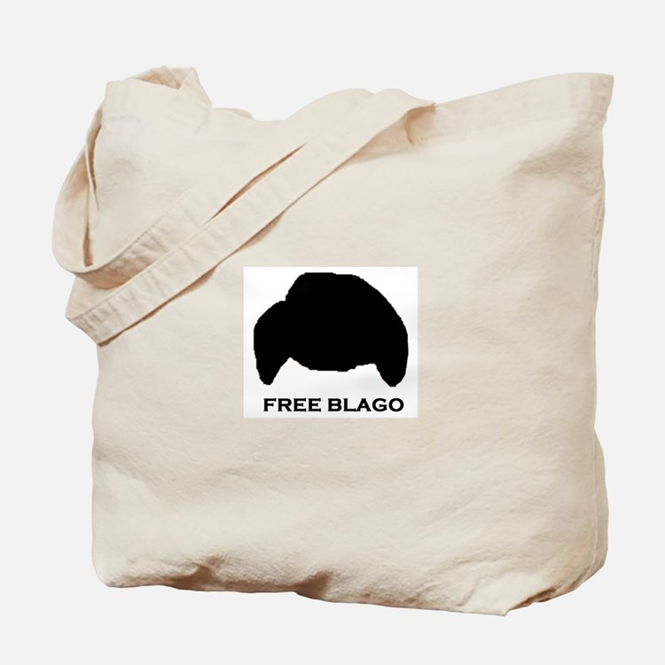 Cute Blagojevich Tote Bag
