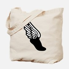 Track and Field Icon Tote Bag