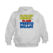 Not Just Perfect Puerto Rican Hoodie