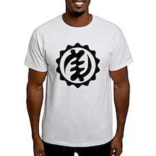 Adinkra T-Shirt (Nyame Ye Ohene)