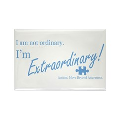 Extraordinary! (Self) Rectangle Magnet (10 pack)