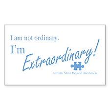 Extraordinary! (Self) Decal