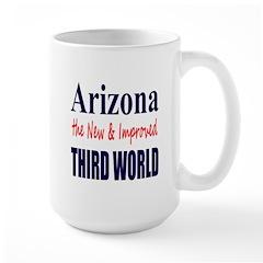 Arizona New 3rd World Mug