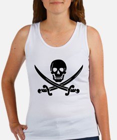 Calico Jack's Insignia Women's Tank Top