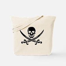 Calico Jack's Insignia Tote Bag