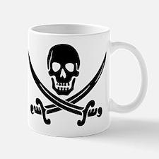 Calico Jack's Insignia Small Small Mug