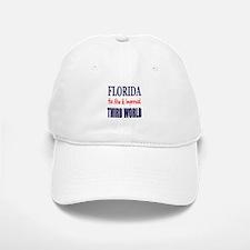 Florida New 3rd World Baseball Baseball Cap