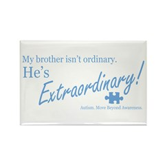 Extraordinary! (Brother) Rectangle Magnet (10 pack