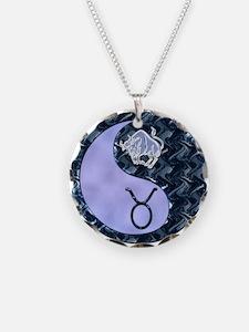 Unique Taurus Necklace