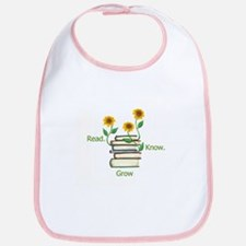 Sunflowers and Books. READ.KNOW.GR Bib