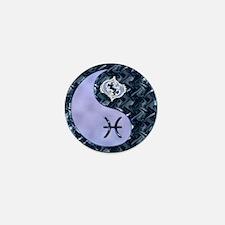 Unique Pisces Mini Button