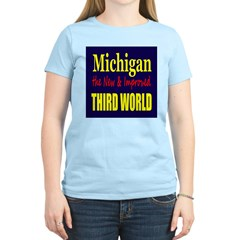 Michigan New 3rd World T-Shirt