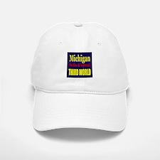 Michigan New 3rd World Baseball Baseball Cap