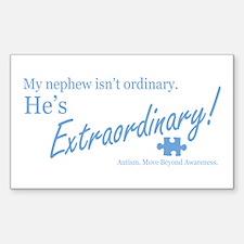Extraordinary! (Nephew) Decal
