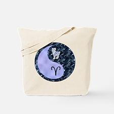 Cute Aries zodiac Tote Bag