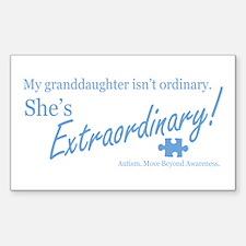 Extraordinary! (G'daughter) Decal