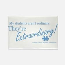 Extraordinary! (Students) Rectangle Magnet