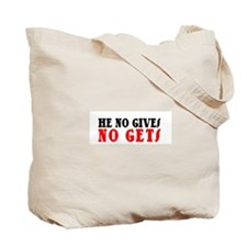 Pickles / No Give Tote