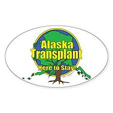 Alaska Transplant Decal