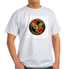 Counter Terrorist Seal Ash Grey T-Shirt