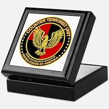 Counter Terrorist Seal Keepsake Box
