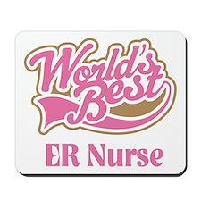Er Nurse Gift Mousepad