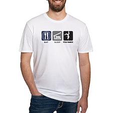 Eat Sleep Pole Dance Shirt