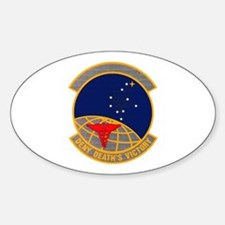 934th AES Oval Decal