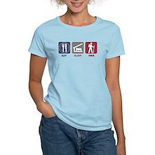Eat Sleep Hike - Picto T-Shirt