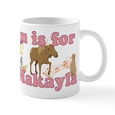 M is for Makayla Mug