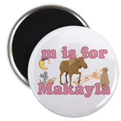 M is for Makayla 2.25