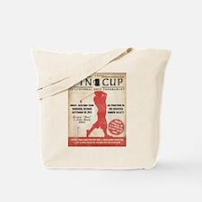 Funny Vintage canada Tote Bag