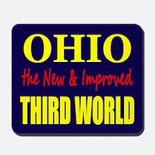 Ohio New 3rd World Mousepad