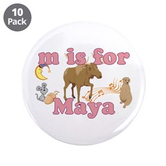 M is for Maya 3.5
