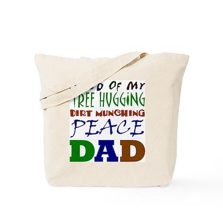 Koy's Logo + Proud of Dad Tote Bag