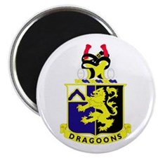 """Cute Army infantry 2.25"""" Magnet (100 pack)"""