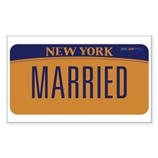 New York Marriage Equality Decal
