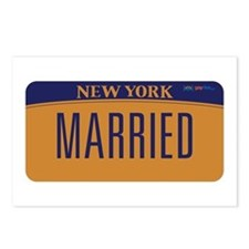 New York Marriage Equalit Postcards (Package of 8)
