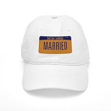 New York Marriage Equality Baseball Cap