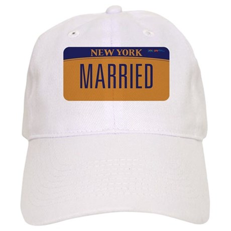 New York Marriage Equality Cap