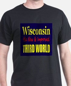 Wisconsin New 3rd World T-Shirt