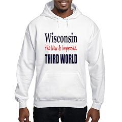 Wisconsin New 3rd World Hoodie