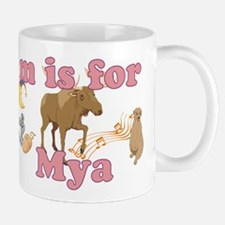 M is for Mya Mug