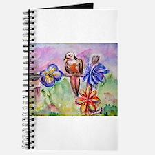 Desert, Dove, colorful, Journal